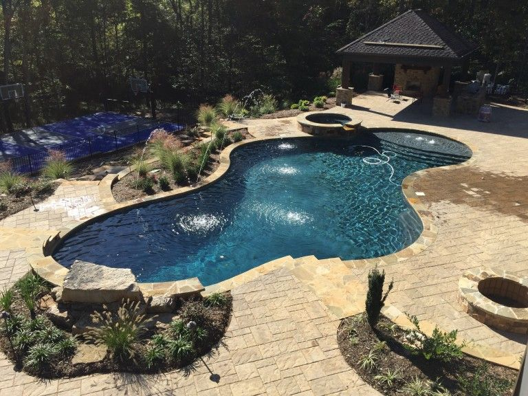 Pin On Pool Design Ideas Inspirations