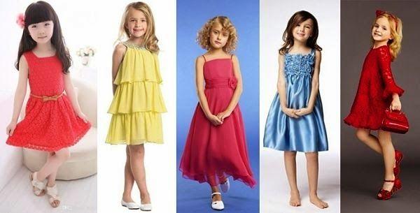 ideas para vestir a una niña
