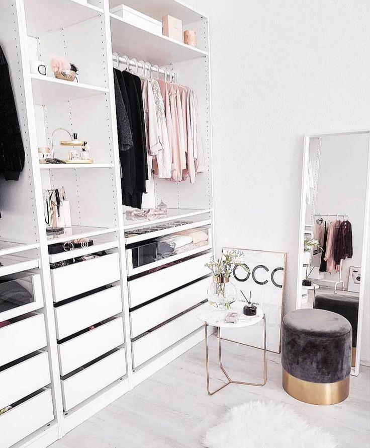 Dream closet. - #ados #Closet #Dream #schminktischideen