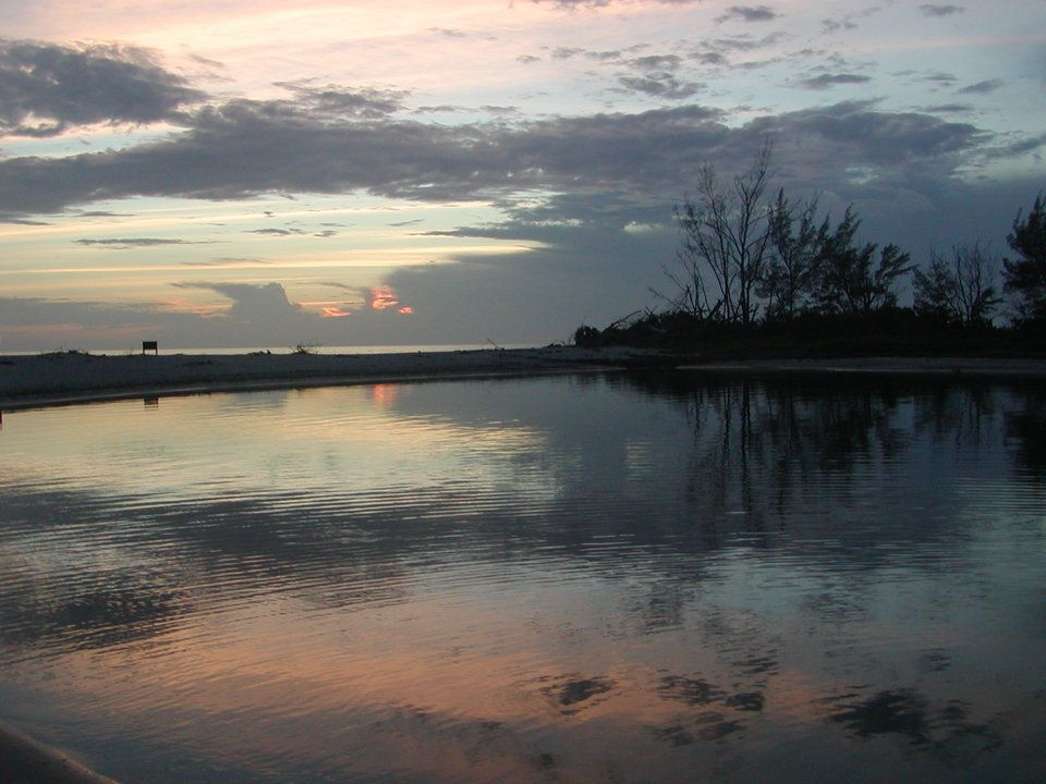 ENGLEWOOD - Southern point of Manasota key, by Ski Alley ...