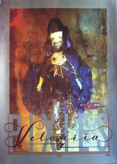 PIXIES - VELOURIA (1990)