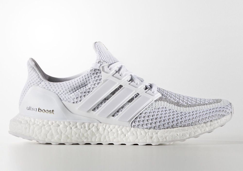 3a281795ce Adidas UltraBoost Limited 2.0 in White Reflective 3M. Size 11 US ...