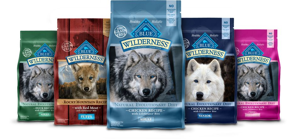Blue Wilderness Dry Dog Food On Chewy Best Food For My Baby We