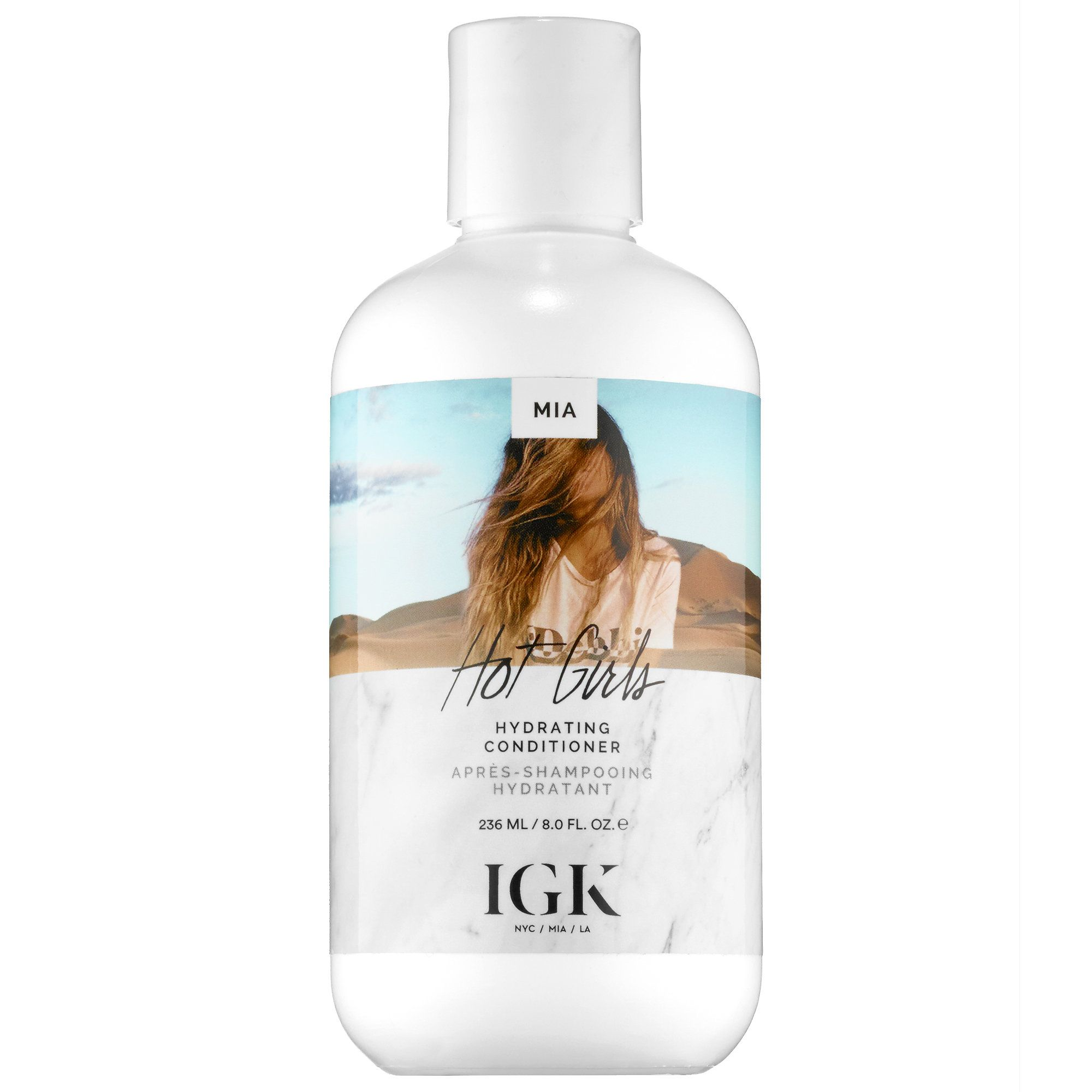 Shop IGKus Hot Girls Hydrating Conditioner at Sephora IGK hair