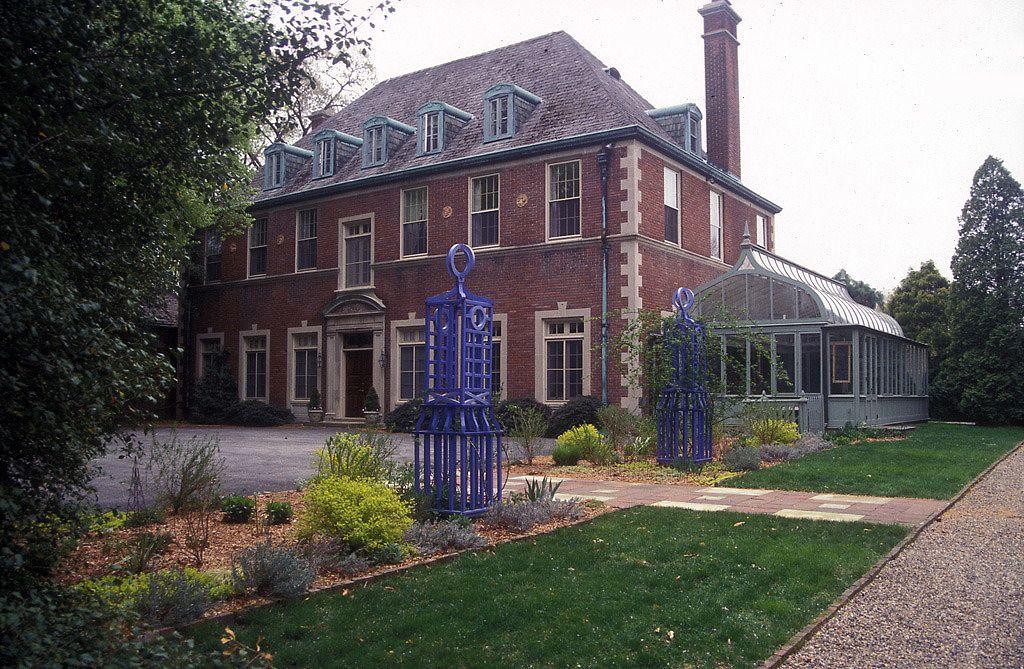 Pa Berwyn Toad Hall 2125 Twinbrook Rd Berwyn Pa 19312 House Styles Architecture Mansions