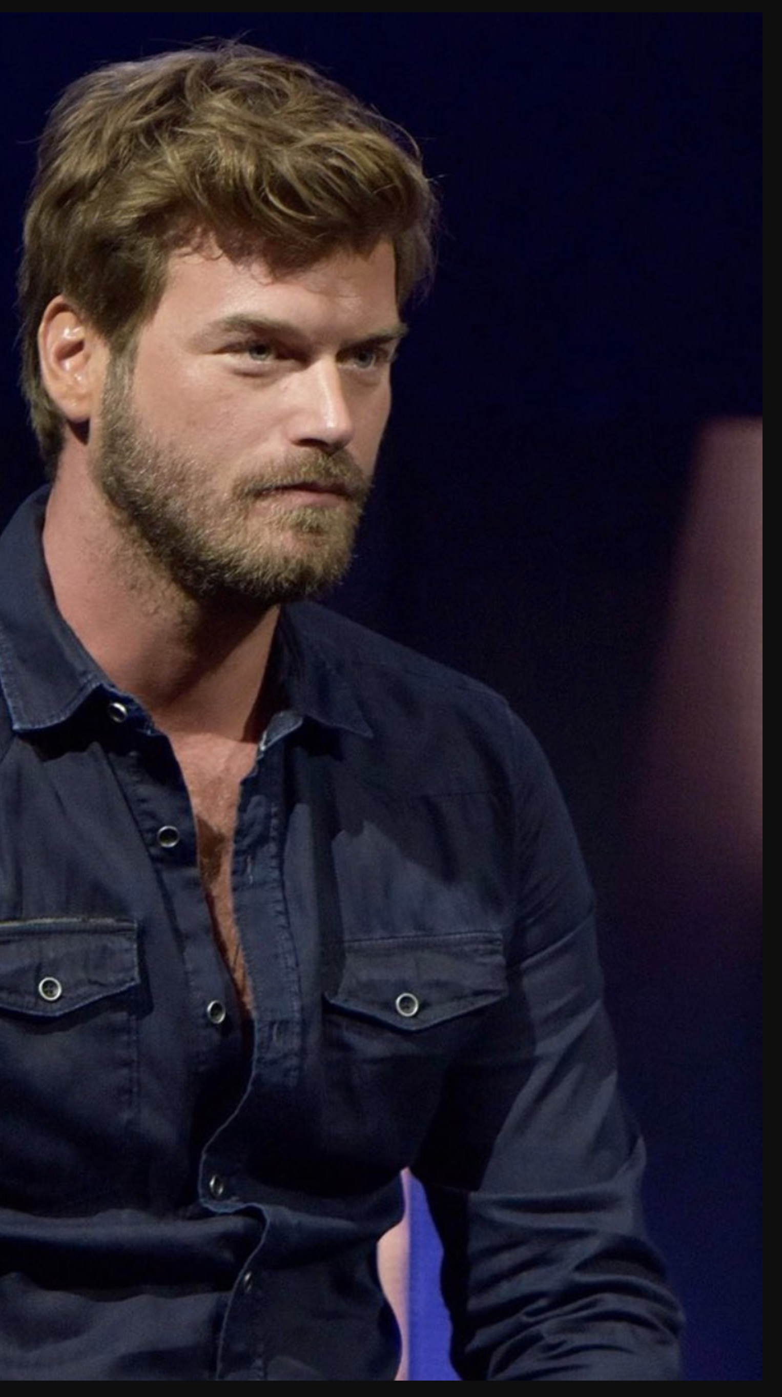 Kivanc Tatlitug Actor Model Mavi 7 Years Commercial Ad Launch Jeans