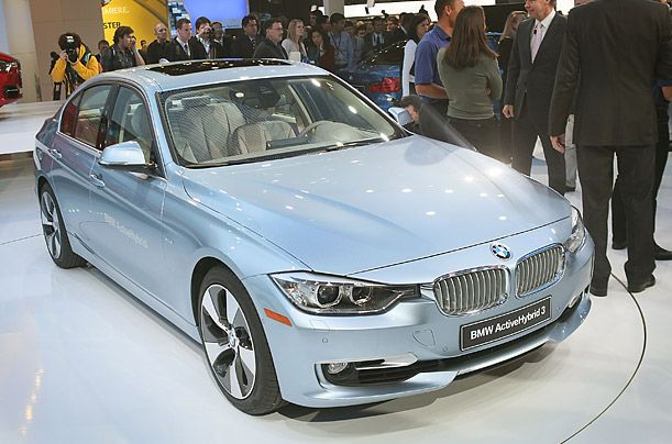 2013 BMW 3 SERIES  active hybrid, V6 engine, electric drive to produce a high performance  car w/ 335 horsepower that also  gets 37mpg  intelligent navagation system , which calculates the best route for reaching your destination using only electric power. A GIRL CAN DREAM!!!!!