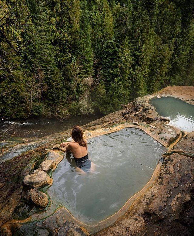 16. Umpqua Hot Springs, Oregon | Affordable vacation spots, Outdoor vacation, Family travel