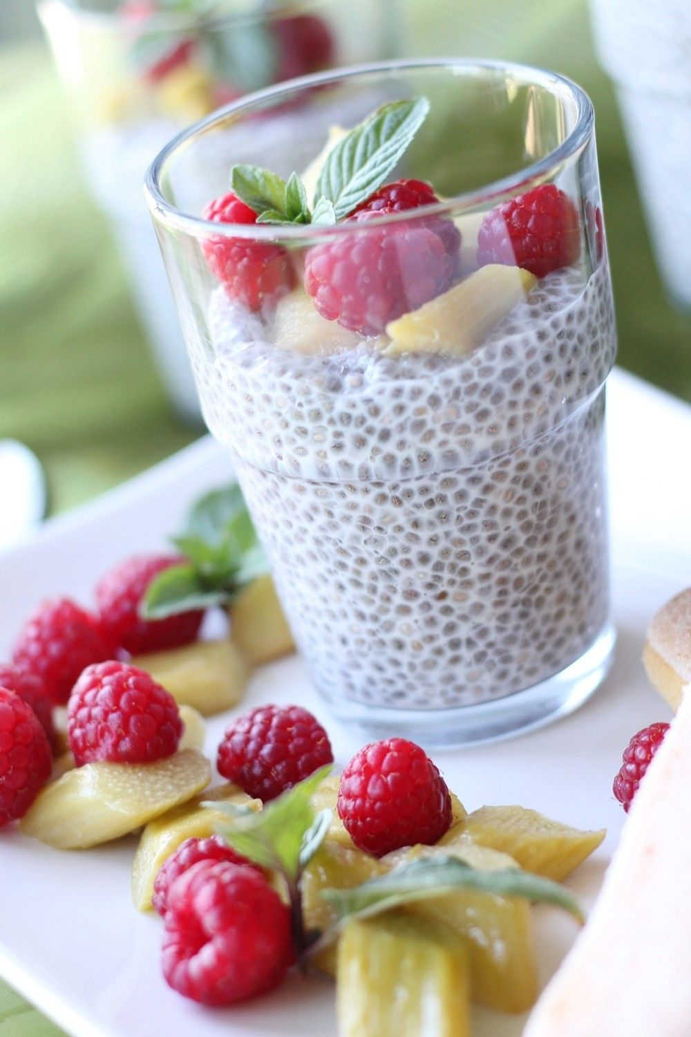 Recipe Chiapudding with coconut milk and fruit  Lavie Deboite  Chia Coconut Milk Pudding  Sweepstakes  Lavie Deboite