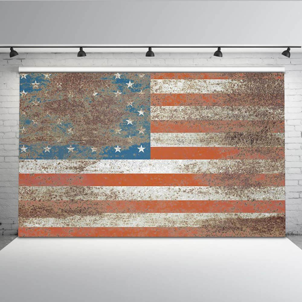 Mehofoto Graffiti American Flag Background For Photographic Retro Style Photo Backdrop For Photographer With Images American Flag Background Photo Backdrop Flag Background