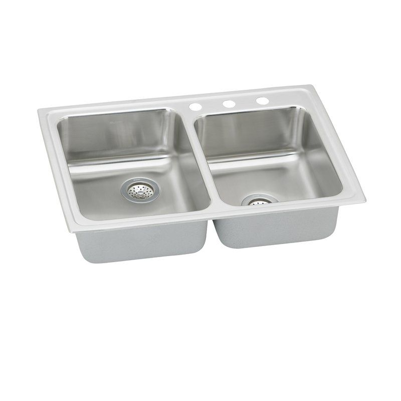 Celebrity 25 L X 21 W Drop In Kitchen Sink With Images