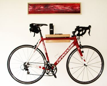 Fahrradregal