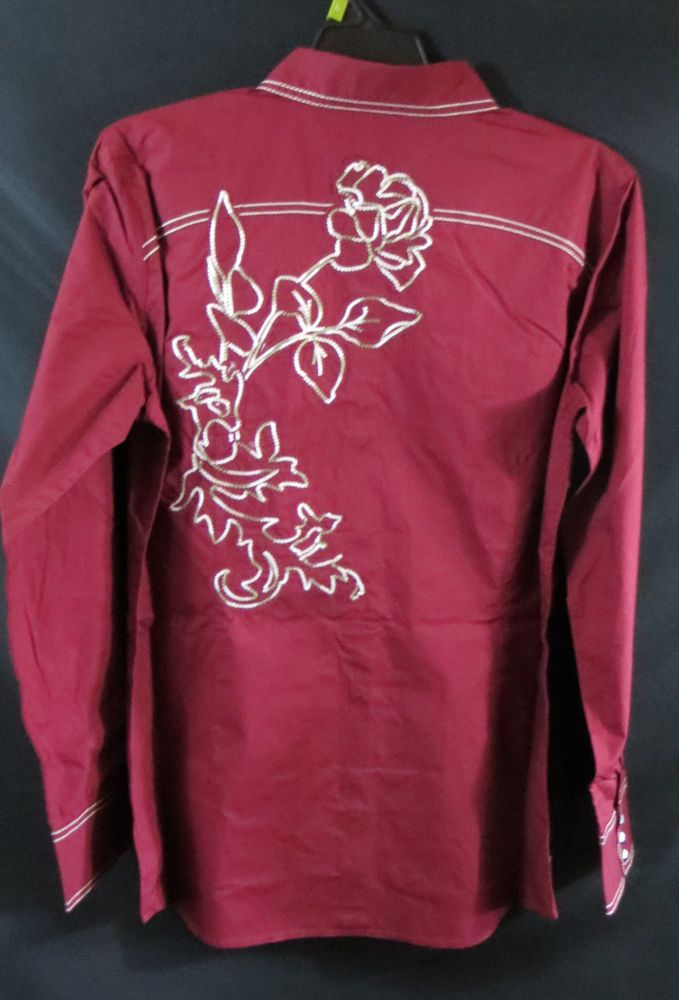 $34.99! ARIAT RODEO Western Barrel RACER  Performance SHIRT TOP COWGIRL  NWT LARGE #ARIAT #Western