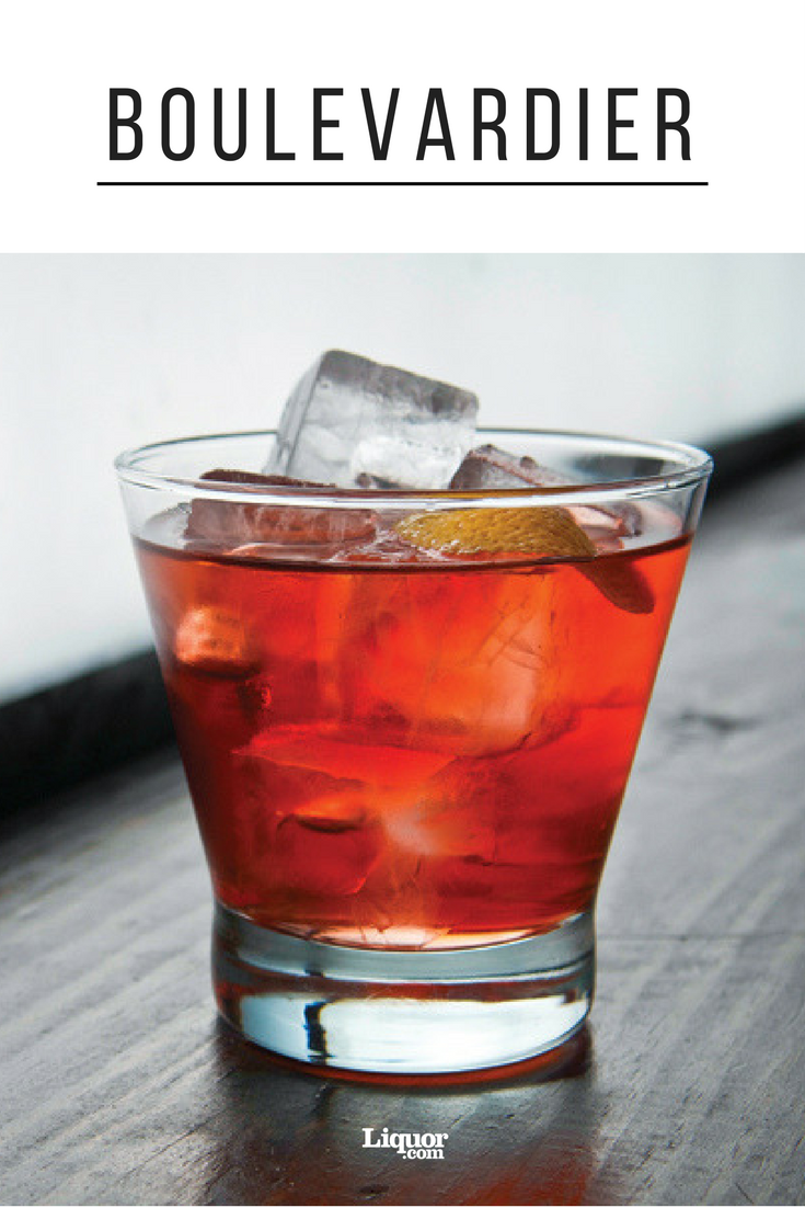 Boulevardier Recipe in 2020 Whiskey cocktails, Wedding