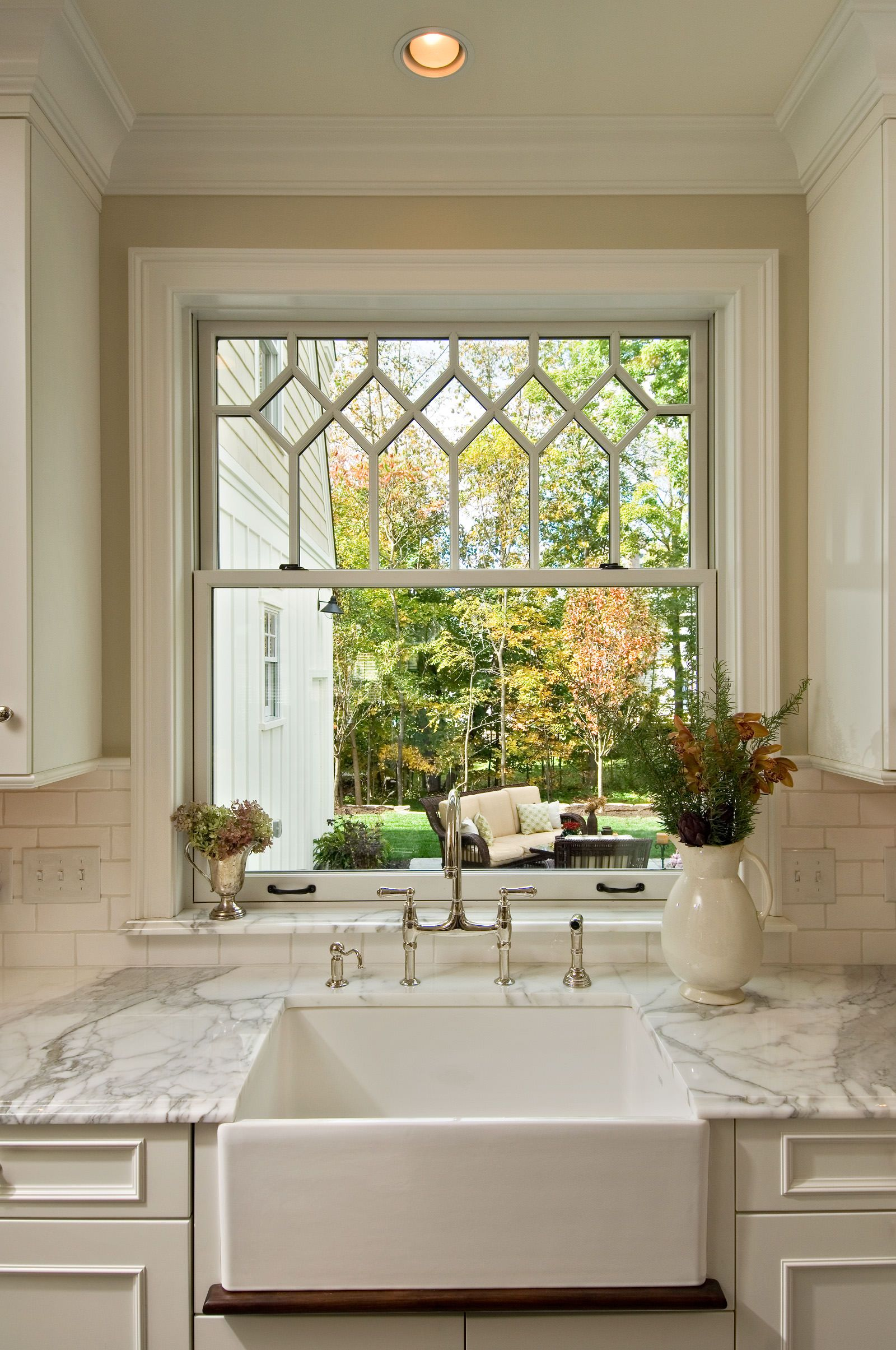 Farm sink with detailed window for character | My farm house and ...