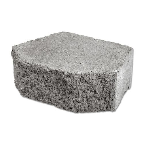 """$1.47/ ea - Keystone 12"""" slate block stone at Lowe's so we can build our own fire pit."""