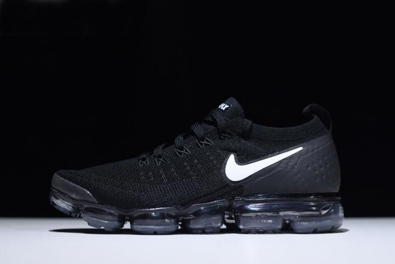 89880436ee03 2018 Nike Vapormax Flyknit 2.0 In Black And White 942842-001 For Sale  owsneakers.com  nike  nikes  sneakers  sneaker  sneakerhead  mensfashion   men  women ...