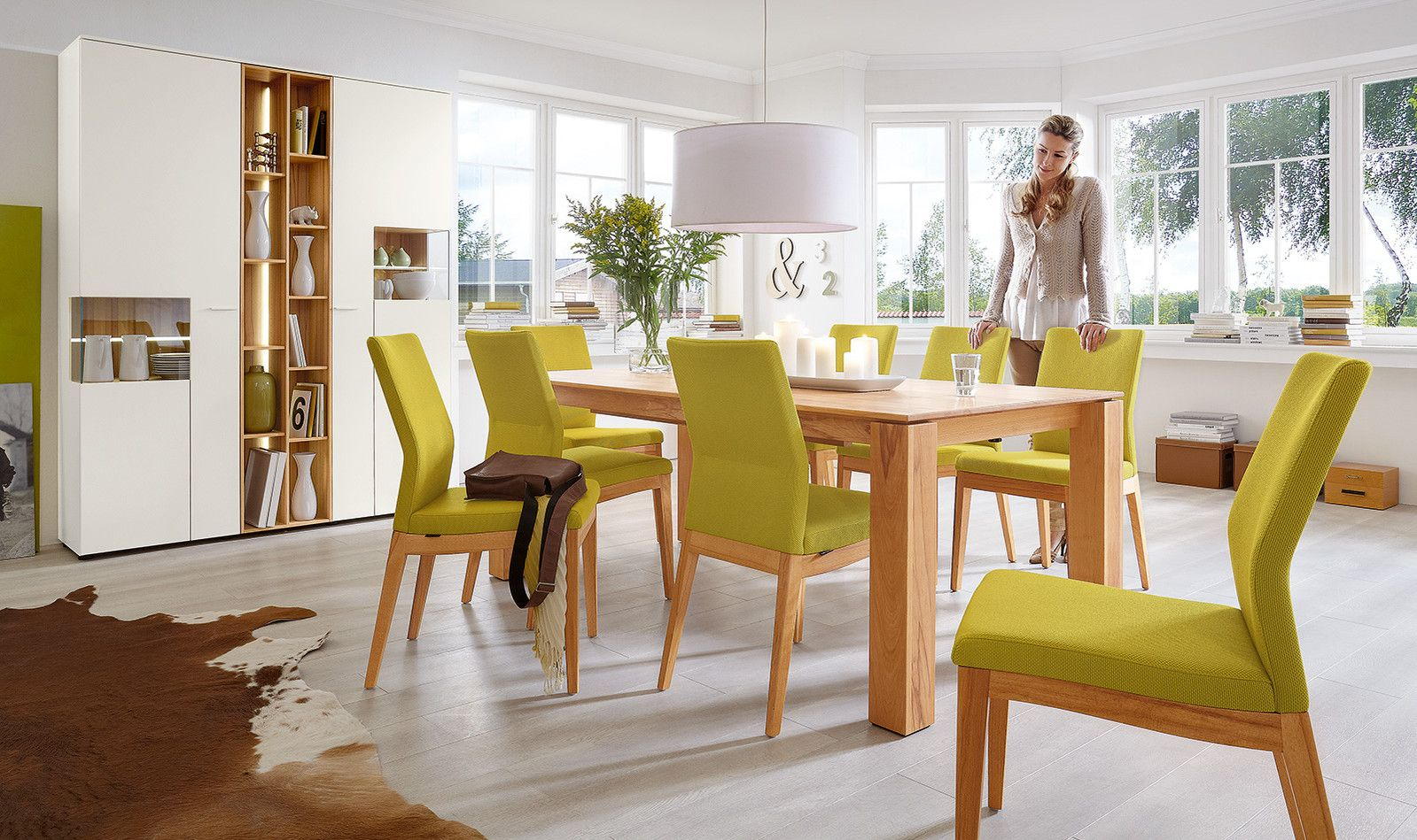 DINING TABLE ET128 - Dining tables - DINING ROOMS - Venjakob Möbel