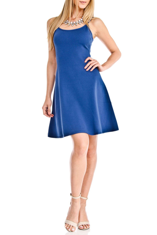 Prada - Abito Dress in Blue