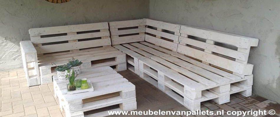 meubelen van pallets wij leveren meubels van pallets voor zowel binnen als buiten kom binnen. Black Bedroom Furniture Sets. Home Design Ideas