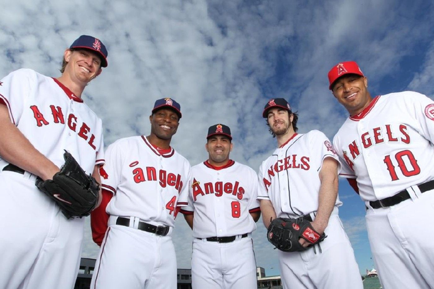 hot sale online a971f 21406 A series of Angels throwbacks | Baseball - Throwback ...