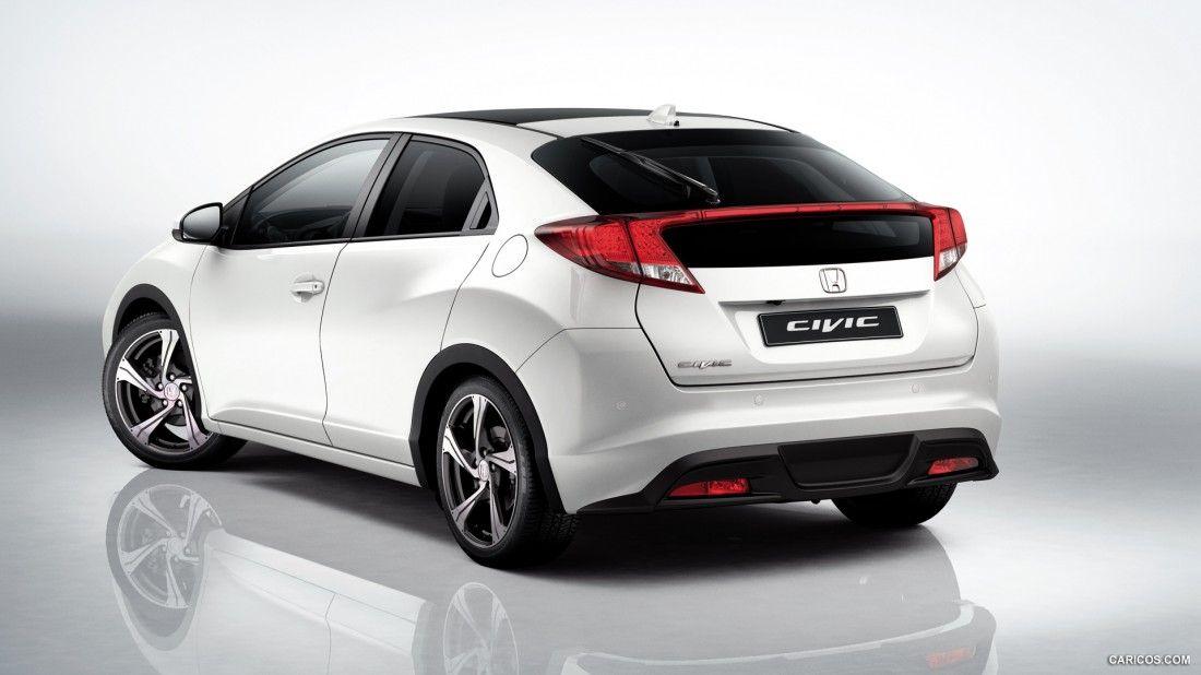 Honda Civic 2013 Modern Design Wallpapers Honda Civic Honda Civic Hatchback Honda