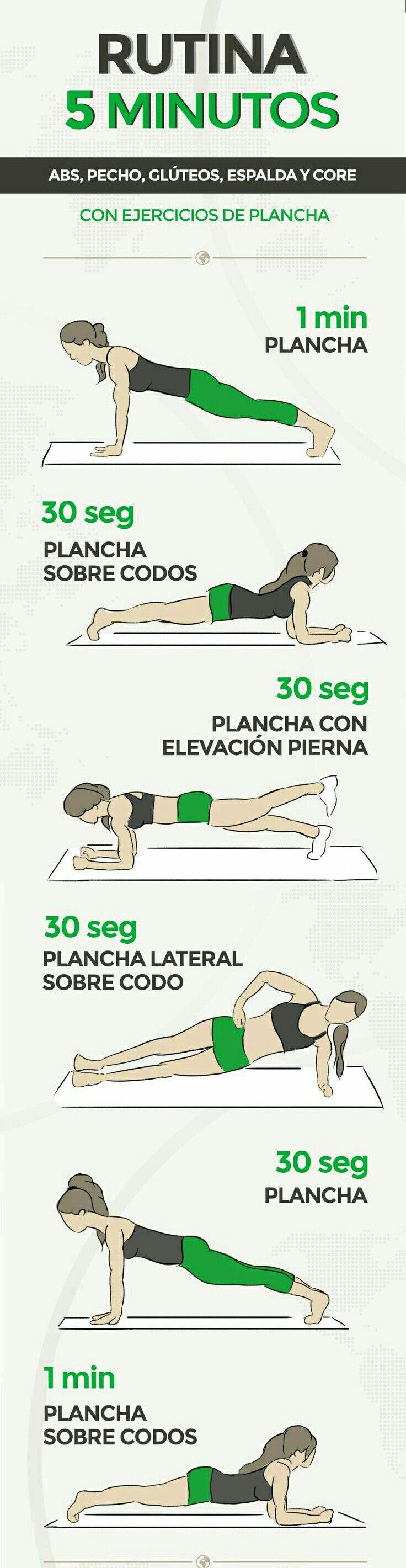 Rutina diaria de ejercicios en casa para adelgazar