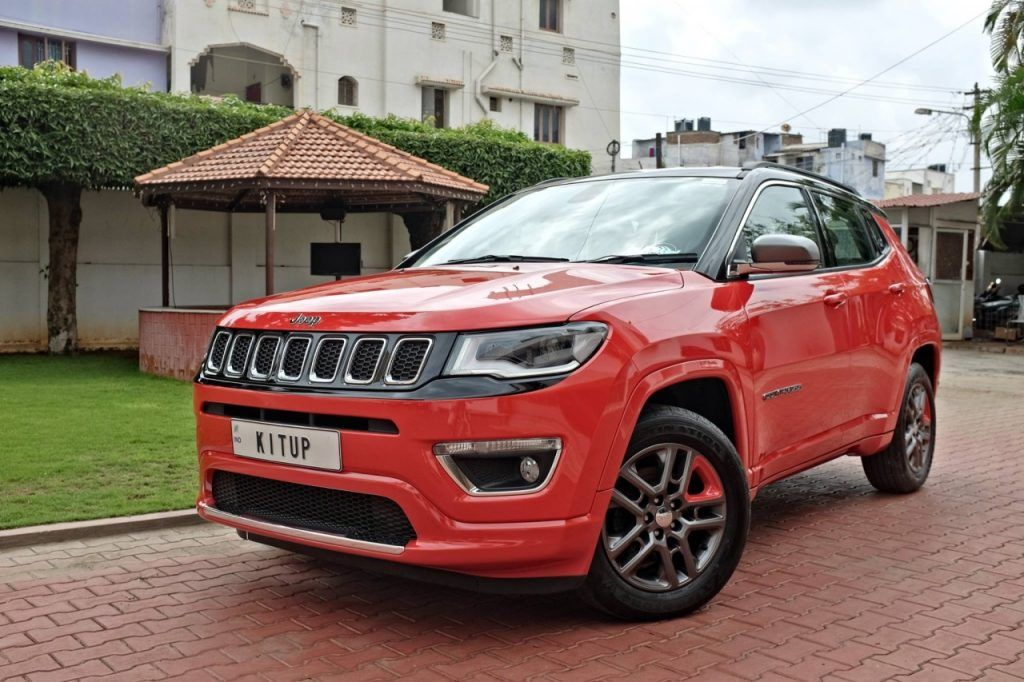 Modified Jeep Compass By Kitup Automotive Detailed In Images