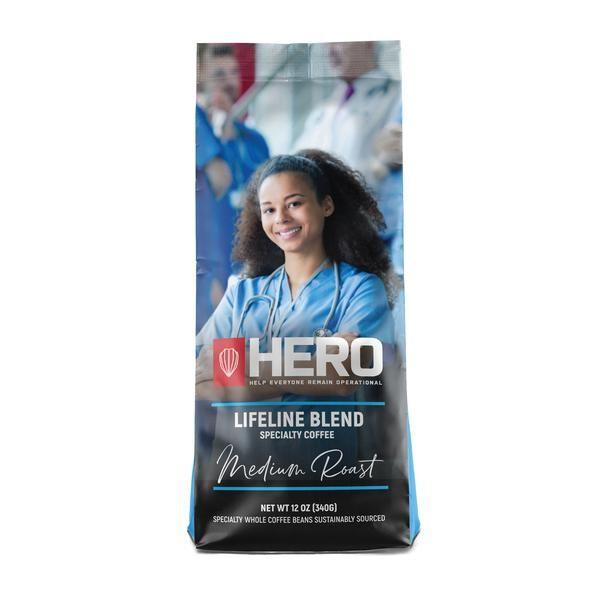 HERO Lifeline Blend Medium Roast Coffee