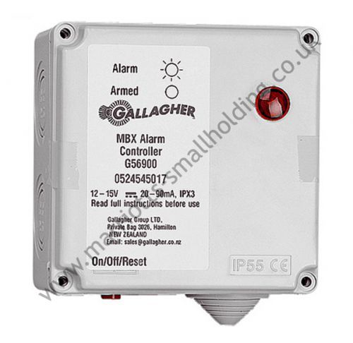 MBX Alarm Controller - Gallagher Electric Fencing