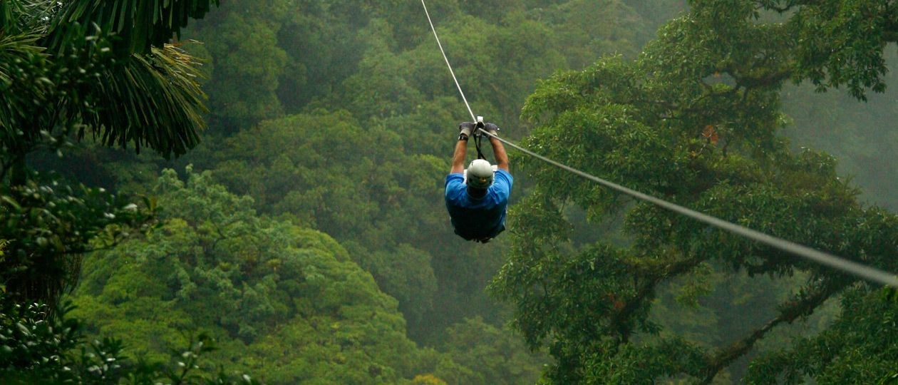 Zip Lining In Costa Rica Costa Rica Tour Ziplining Adventures By Disney