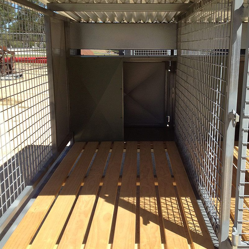 Fully Welded Dog Kennels Lucindale Engineering South