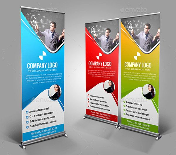 Creative Roll Up Banner | Roll Up Banner | Inspiration | Pinterest ...