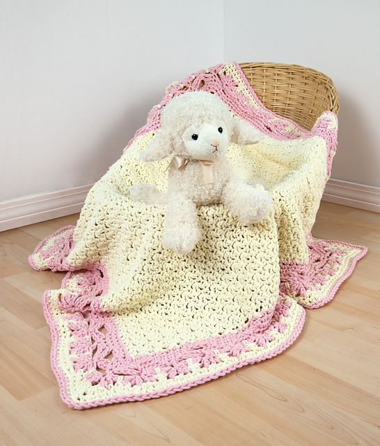 Ravelry: Soft \'n Sweet Baby Blanket pattern by Tammy Hildebrand ...