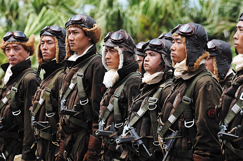 THE ETERNAL ZERO  War films are always a politicized genre. But this Japan-made film is for a Japanese audience — one that struggles with the memory of the kamikaze suicide pilots that marked Japan's last, desperate stand in World War II.