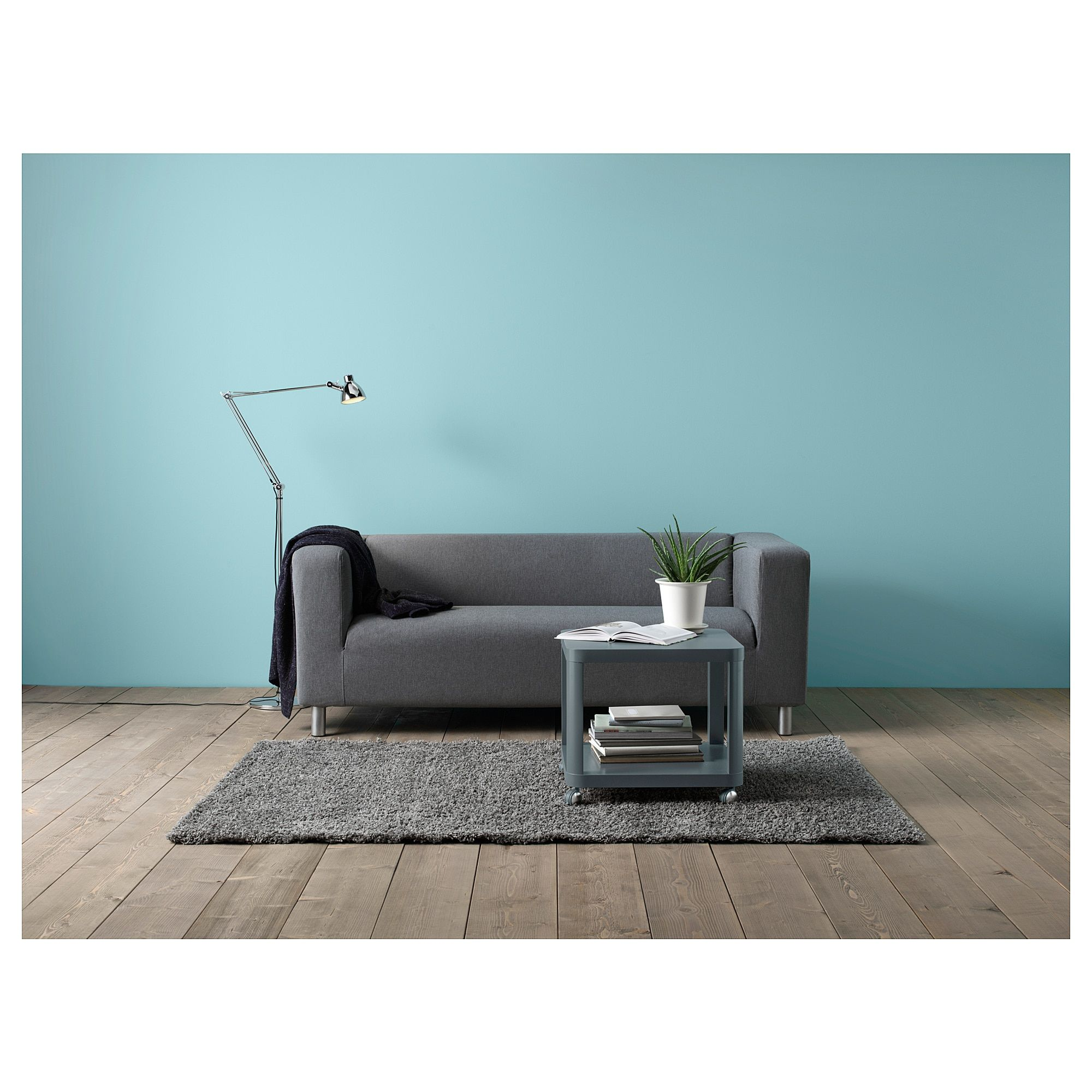 Klippan 2er Sofa Vissle Grau In 2019 Home Improvement Loveseat