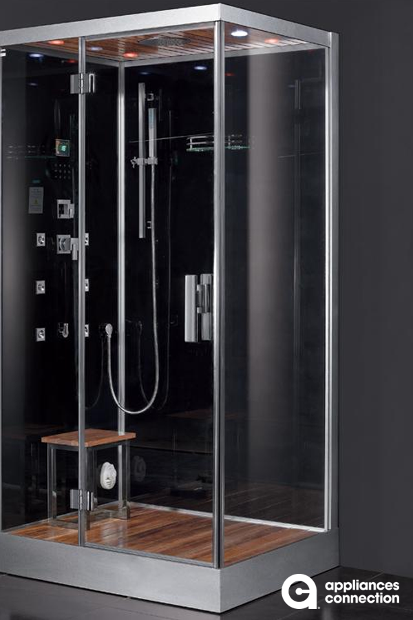 Stylish And Modern Ariel Steam Shower These Fully Loaded Steam