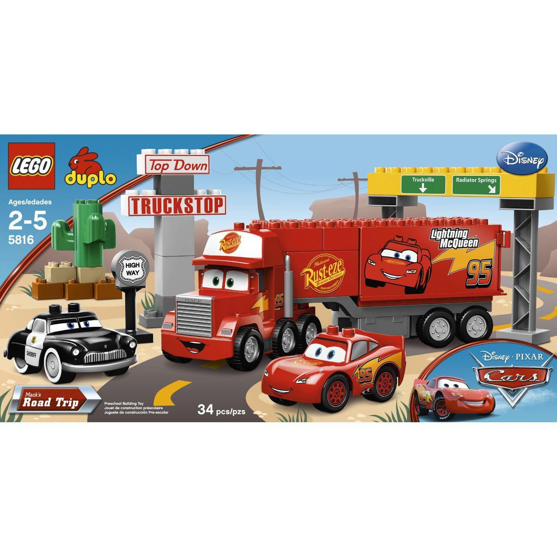 Lego Duplo Set 60 For Boppers Lego Duplo Cars Lego Duplo Disney Cars