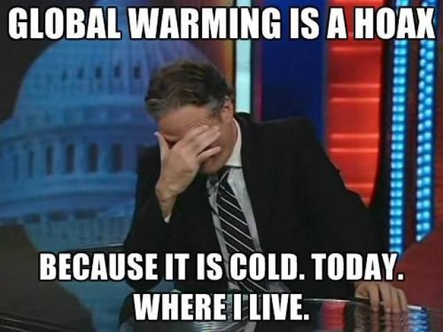 Funny Global Warming Meme : Climate change memes and cartoons everyone should see
