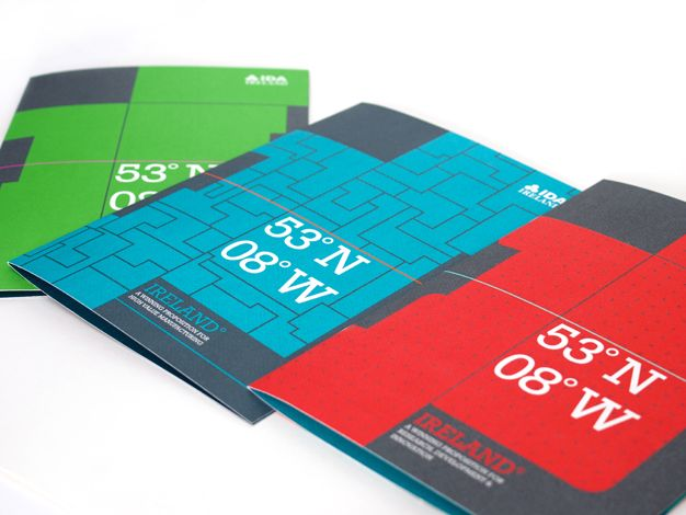 bold brochures by Creative Inc