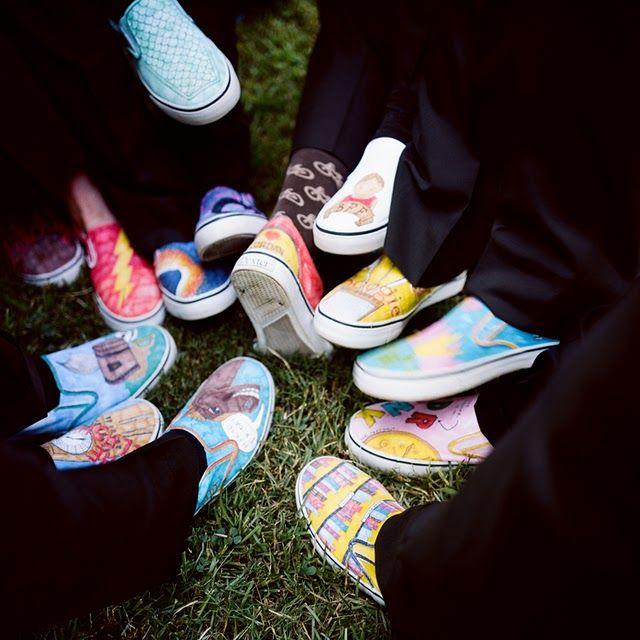 vans shoes jokes