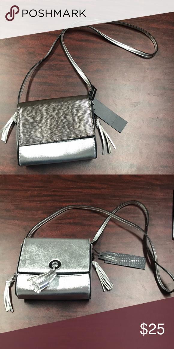 eda79e2980 Street Level Metallic Purse Street Level Metallic Purse with two  interchange flaps. Street Level Bags Mini Bags