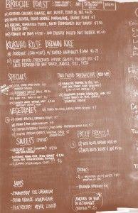 LOS ANGELES :: SQIRL Cafe
