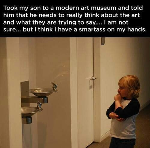 Haha I love this kid! Good Luck to his mother!