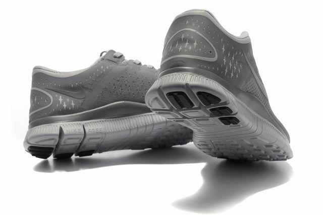 Herren Nike Free 4.0 V2 Schuhe Charcoal   Herren Nike Free