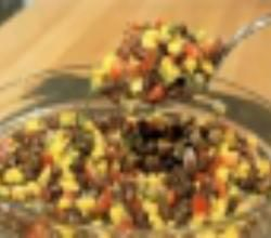 Southwestern Black Bean and Corn Salad: On the Side #26 Recipe Video by On the Side   ifood.tv