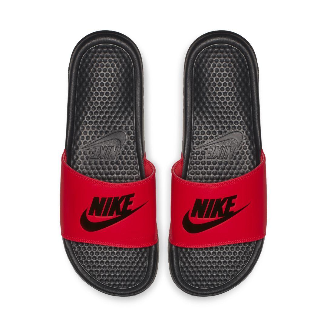 cheap for discount 3df95 131c1 Nike Benassi Slide Size 14 (Red Orbit)