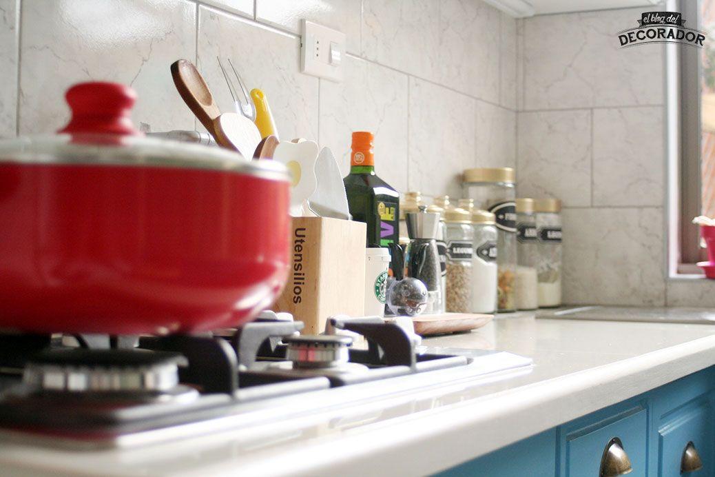 Quedamos en la renovación de mi cocina