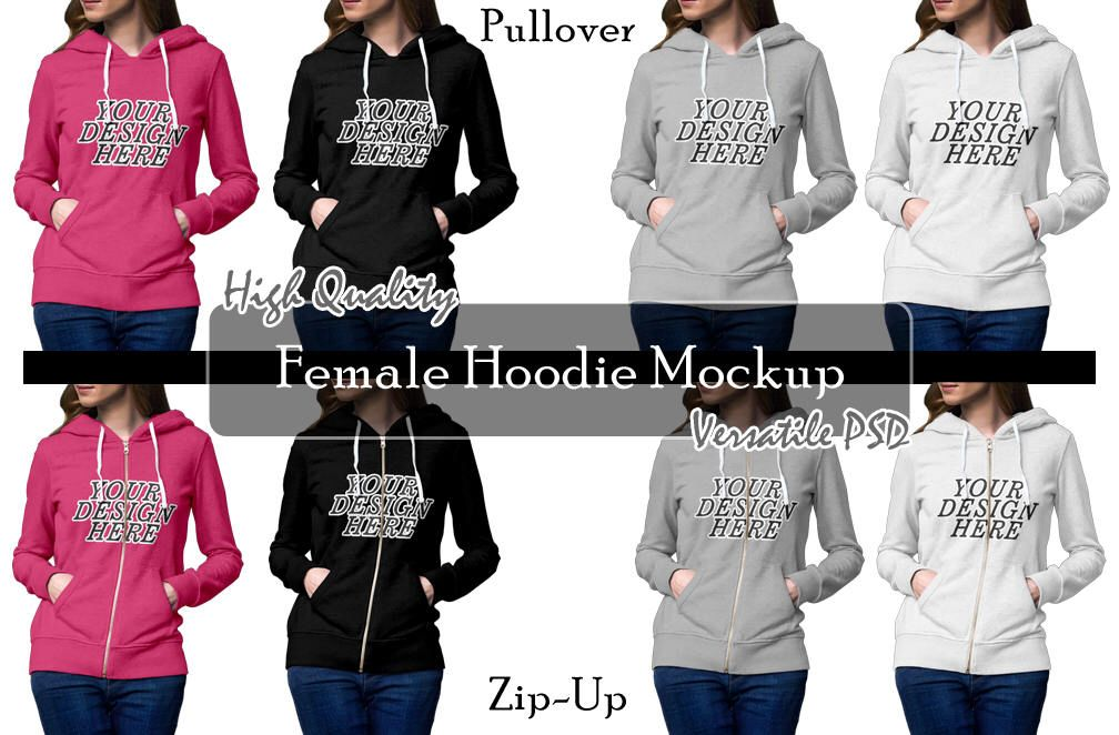 Download Ladies Women Winter Pullover Hoodie Mockup Psd Zip Up Etsy Clothing Mockup Hoodie Mockup Womens Winter Hoodies