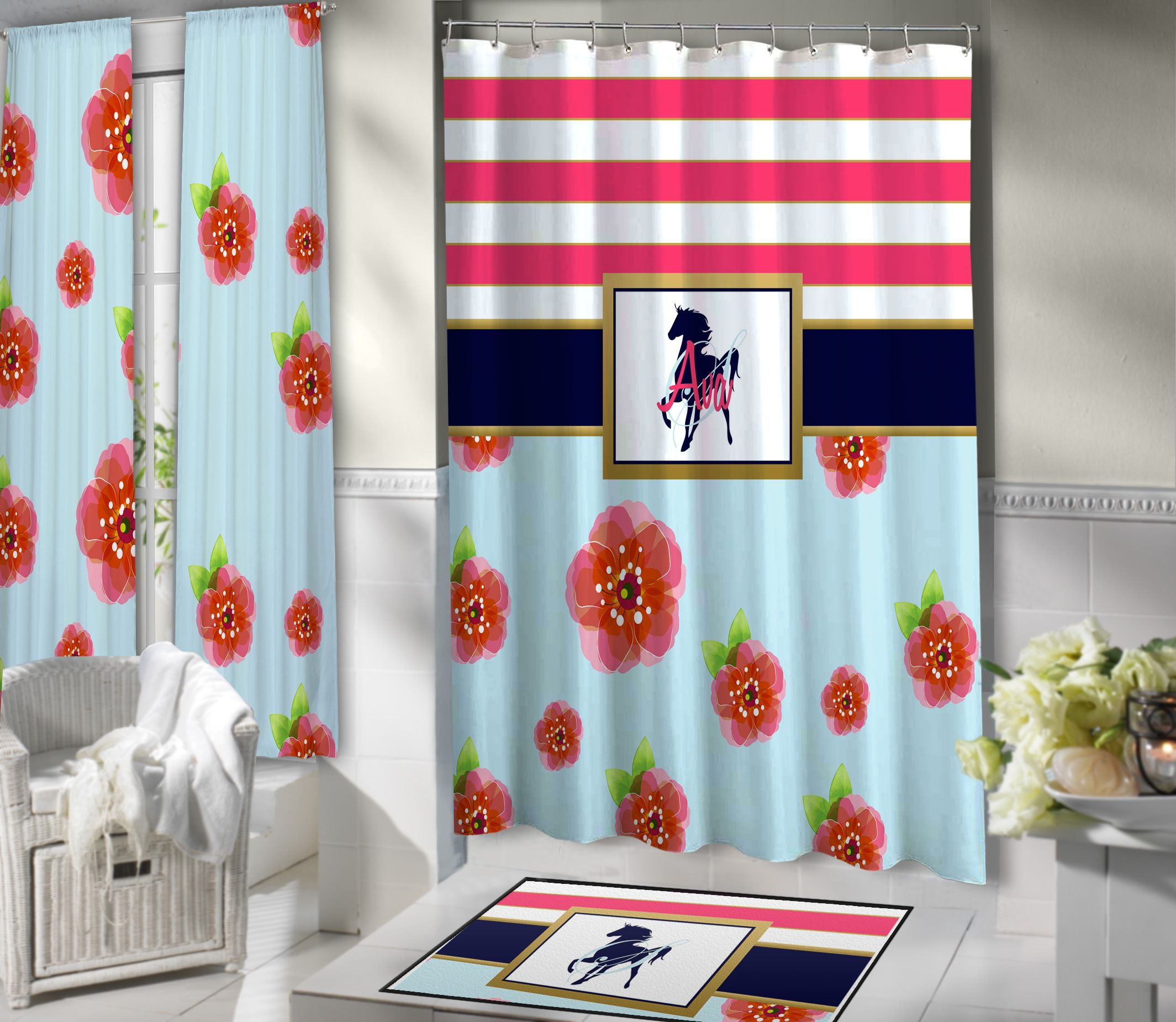 bathroom design bold pictures curtain modern teenage shower marvellous home teen curtains girl and girls